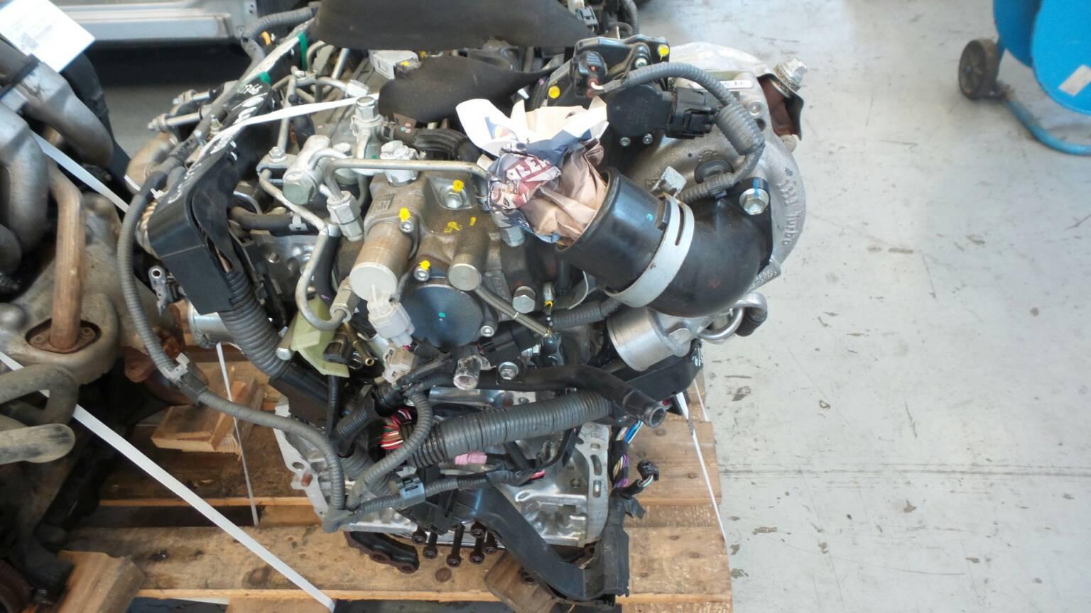 Motor TOYOTA AVENSIS Combi (_T27_)   09 - 18