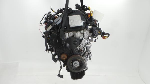 Motor PEUGEOT 3008 Veículo multiuso (0U_) | 09 - 17