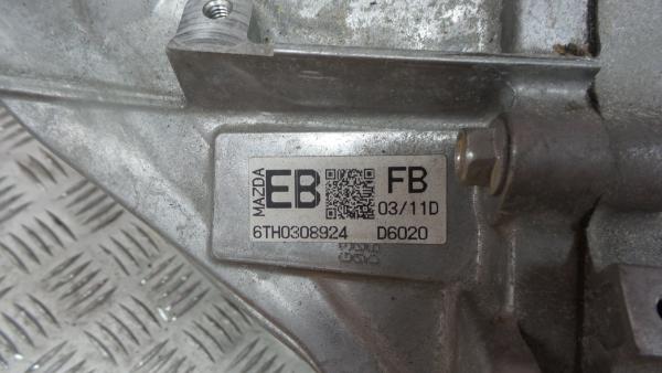 Caixa Velocidades MAZDA 6 Combi (GJ, GL) | 12 -