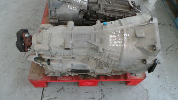 Caixa Velocidades Automatica BMW 1 (F20) | 11 - 19