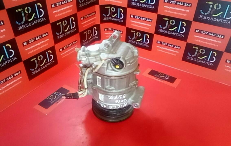 Compressor do Ar Condicionado MERCEDES-BENZ CLA Shooting Brake (X117) | 15 - 19