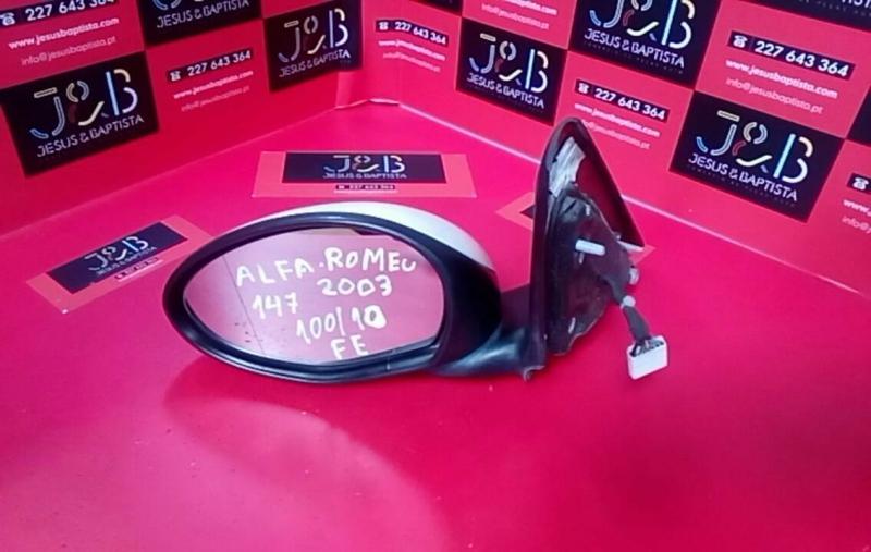 Espelho Retrovisor Esq Electrico ALFA ROMEO 147 (937_) | 00 - 10