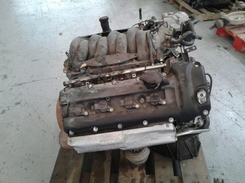 Motor para Peças JAGUAR XK Coupé (X150) | 06 - 14
