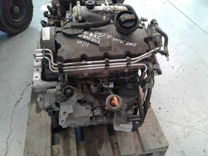 Motor VOLKSWAGEN GOLF V (1K1)   03 - 09