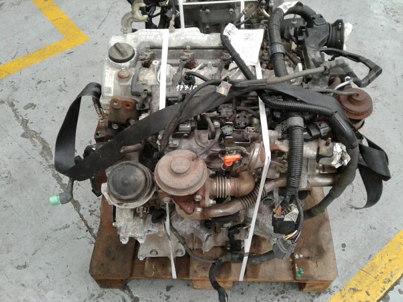 Motor HONDA CR-V III (RE_)   06 -