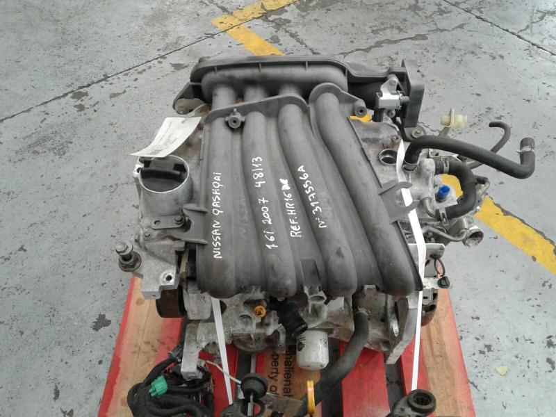 Motor NISSAN QASHQAI / QASHQAI +2 I (J10, NJ10, JJ10E) | 06 - 14