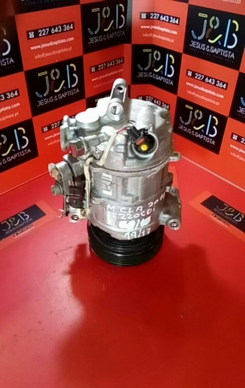 Compressor do Ar Condicionado MERCEDES-BENZ CLA Coupé (C117) | 13 - 19