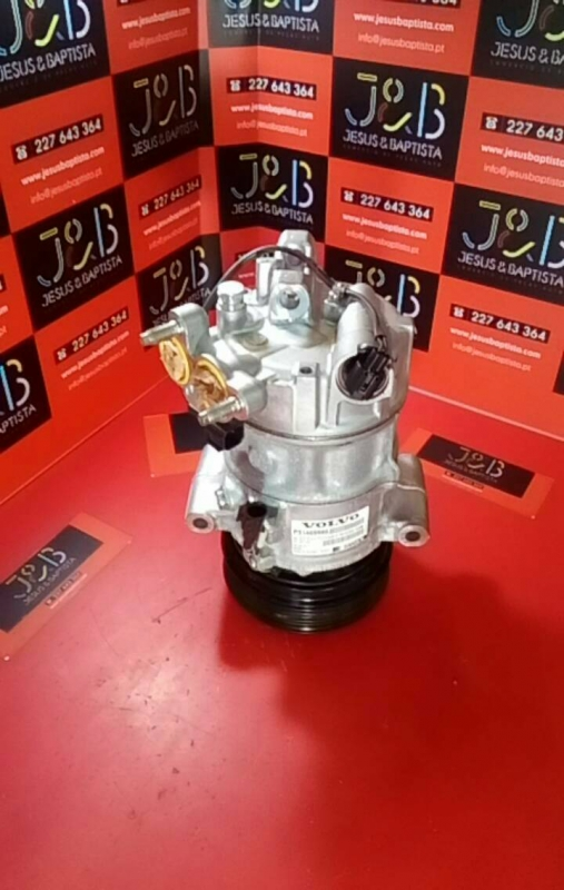 Compressor do Ar Condicionado VOLVO V40 Hatchback (525, 526) | 12 -