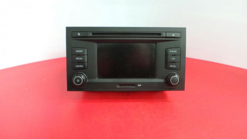 Auto-rádio (CD) SEAT LEON (5F1) | 12 -