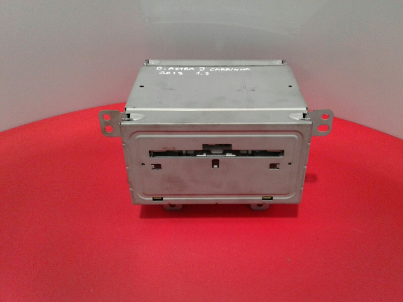 Auto-rádio (GPS) OPEL ASTRA J (P10) | 09 - 15