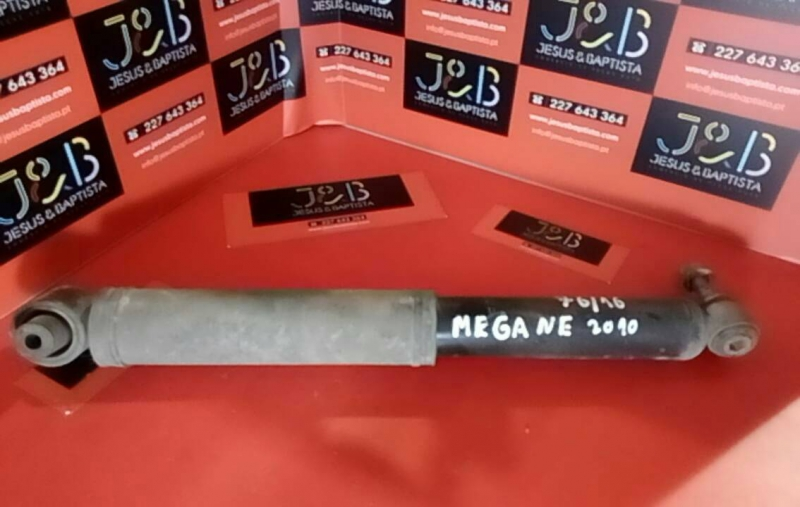 Amortecedor Tras Esquerdo RENAULT MEGANE III Coupé (DZ0/1_) | 08 -