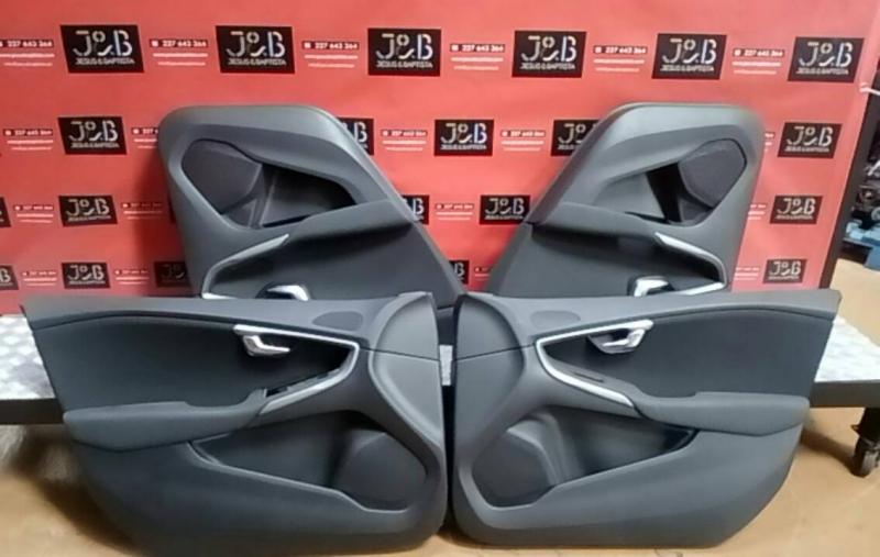 Conjunto de bancos / Sem Airbags VOLVO V40 Hatchback (525, 526)   12 -