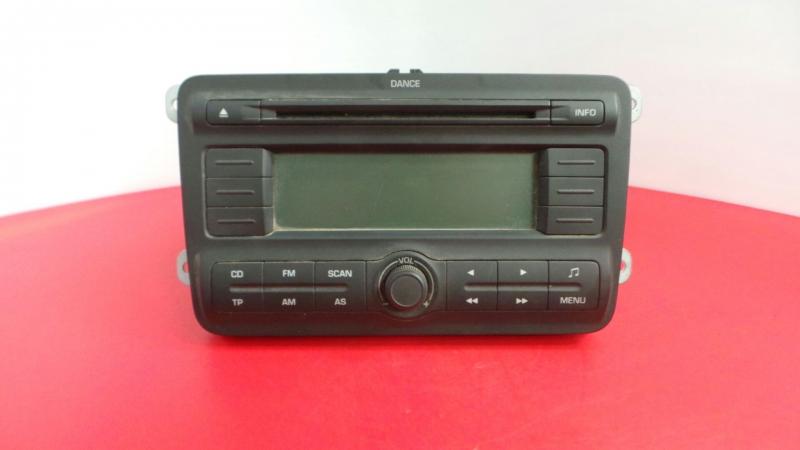 Auto-rádio (CD) SKODA FABIA II (542) | 06 - 14