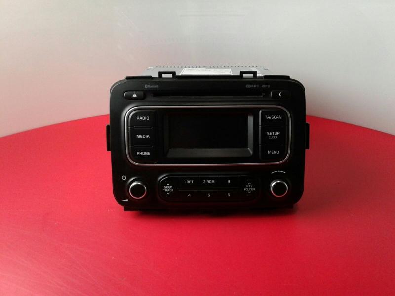 Auto-rádio (CD) KIA CARENS IV | 13 -