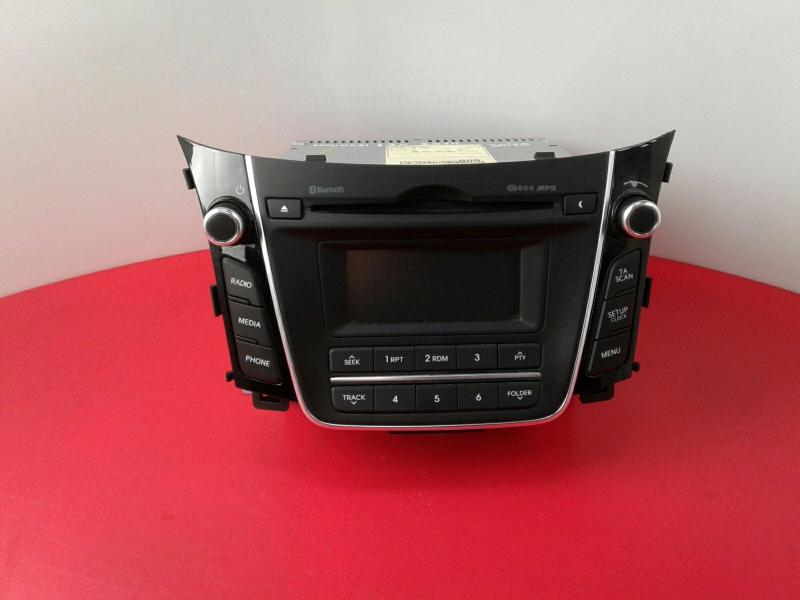 Auto-rádio (CD) HYUNDAI i30 (GD) | 11 -
