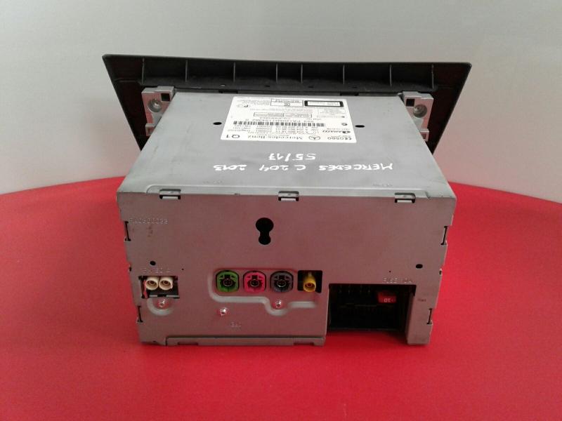 Auto-rádio (GPS) MERCEDES-BENZ C-CLASS T-Model (S204) | 07 - 14