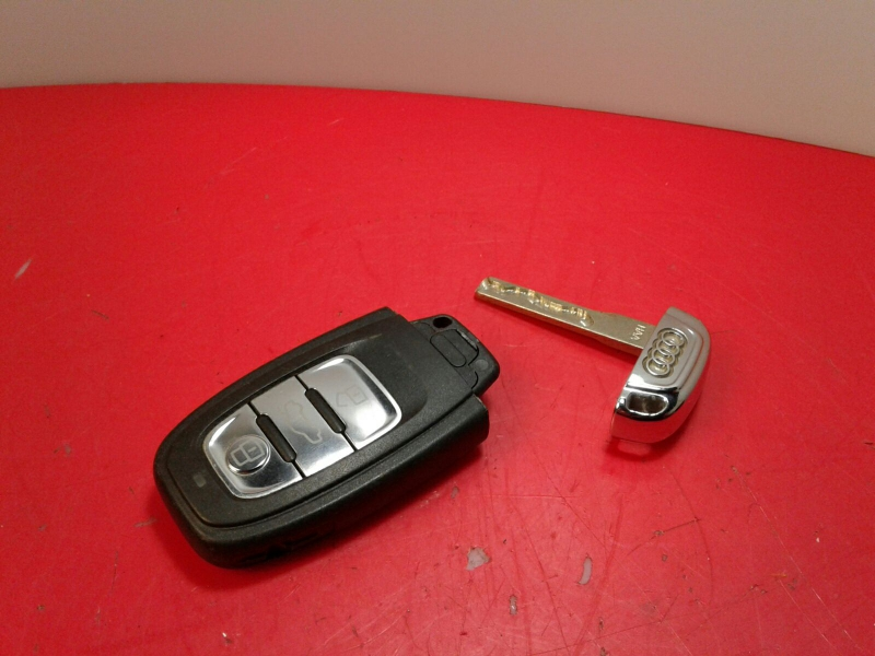 Chave AUDI A4 (8K2, B8) | 07 - 15