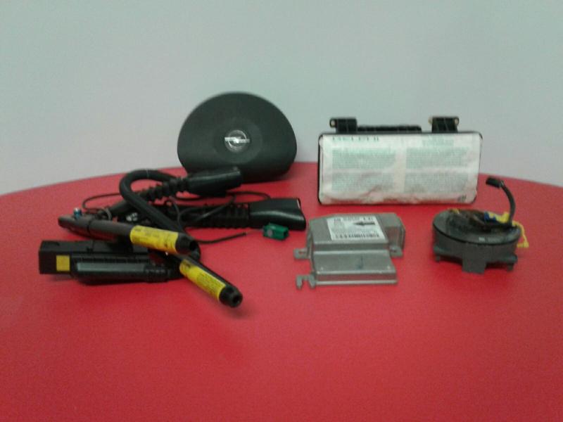 Conjunto / Kit de Airbags OPEL CORSA C (X01) | 00 - 09