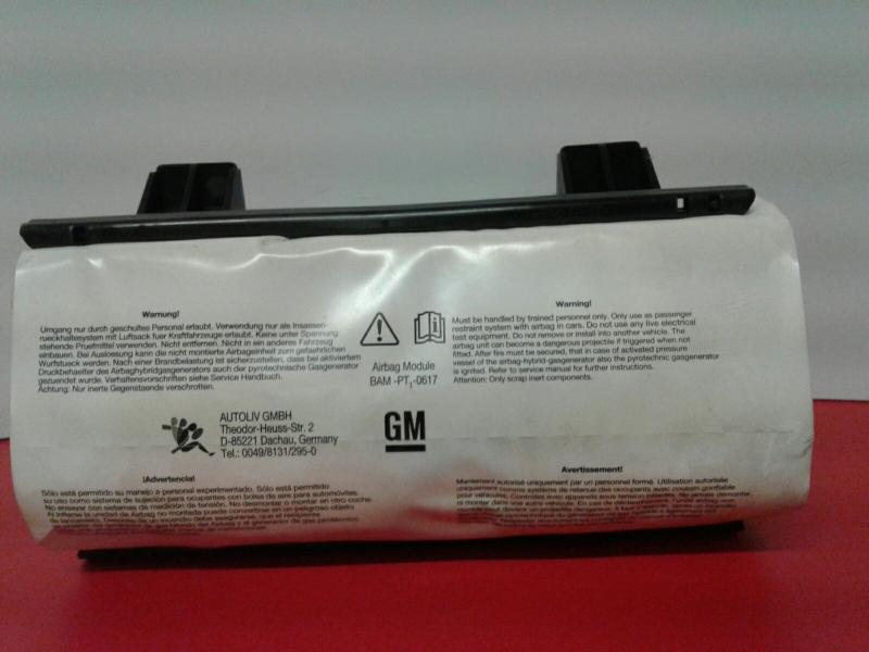 Airbag Passageiro OPEL CORSA C (X01) | 00 - 09