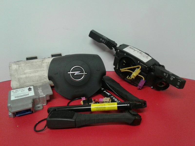 Conjunto / Kit de Airbags OPEL VECTRA C (Z02) | 02 - 09