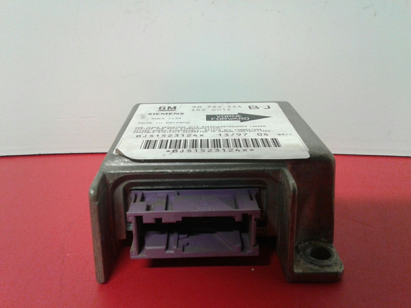 Centralina do Airbag OPEL ASTRA G Hatchback (T98) | 98 - 09