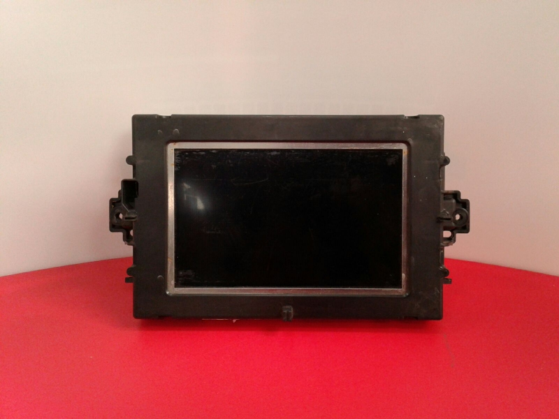 Display do Radio MERCEDES-BENZ C-CLASS T-Model (S204) | 07 - 14