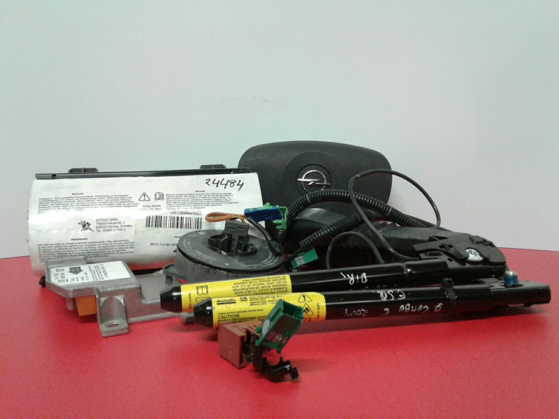 Conjunto / Kit de Airbags OPEL COMBO Caixa/Combi   01 -