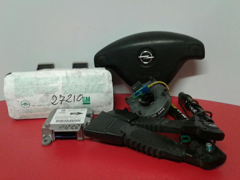 Conjunto / Kit de Airbags OPEL ZAFIRA A Veículo multiuso (T98) | 99 - 05