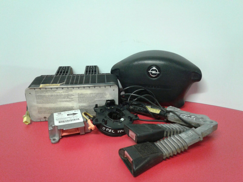 Conjunto / Kit de Airbags OPEL VECTRA B (J96) | 95 - 04