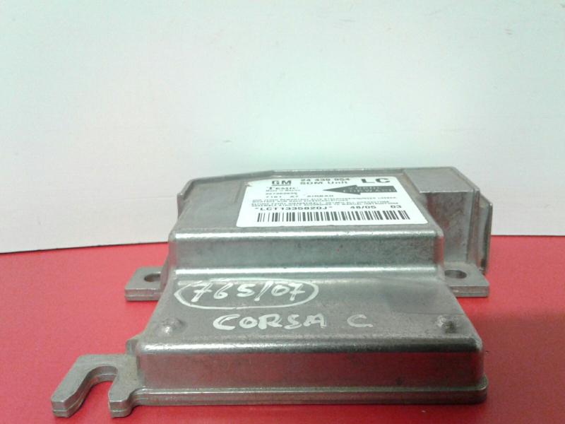 Centralina do Airbag OPEL CORSA C (X01) | 00 - 09