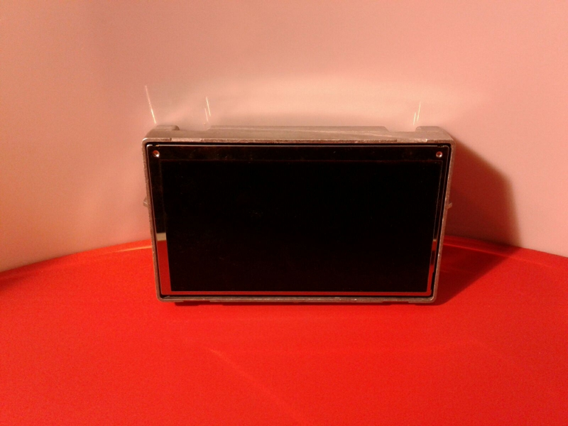 Display do Radio RENAULT LAGUNA II (BG0/1_) | 01 - 07