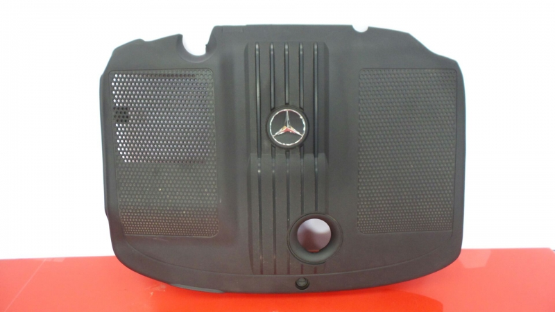 Blindagem Superior do Motor MERCEDES-BENZ E-CLASS (W212) | 09 - 16