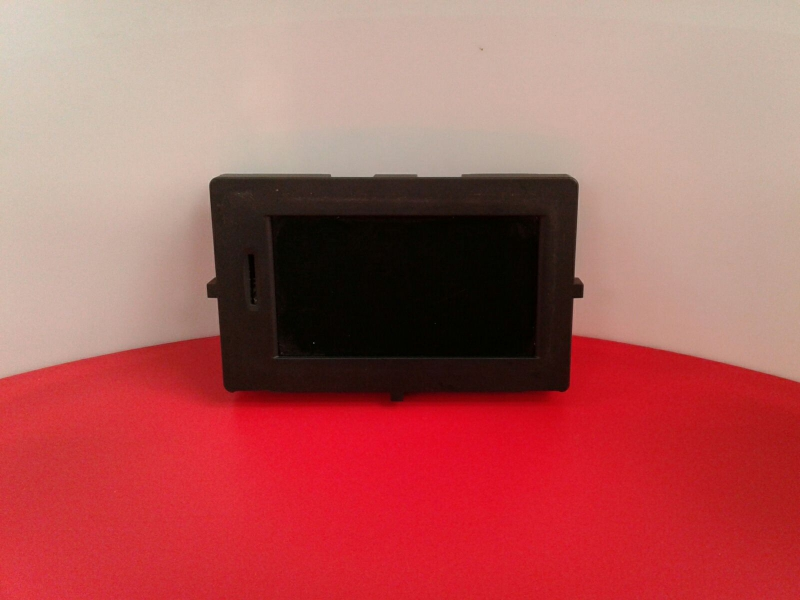 Display do Radio RENAULT GRAND SCÉNIC III (JZ0/1_) | 09 -