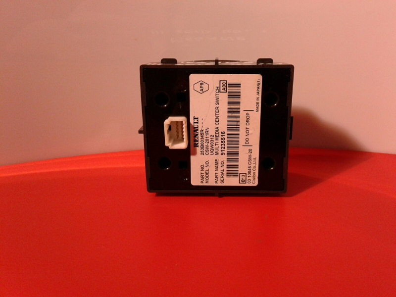 Controle de Navegacao RENAULT MEGANE III Hatchback (BZ0/1_)   08 -