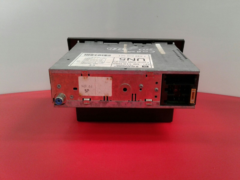 Auto-rádio OPEL CORSA C (X01)   00 - 09
