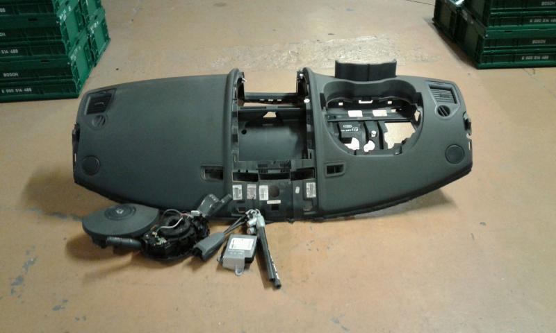 Conjunto / Kit de Airbags RENAULT MEGANE II (BM0/1_, CM0/1_) | 01 - 12