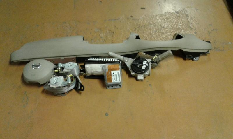 Conjunto / Kit de Airbags NISSAN MICRA III (K12) | 02 - 10