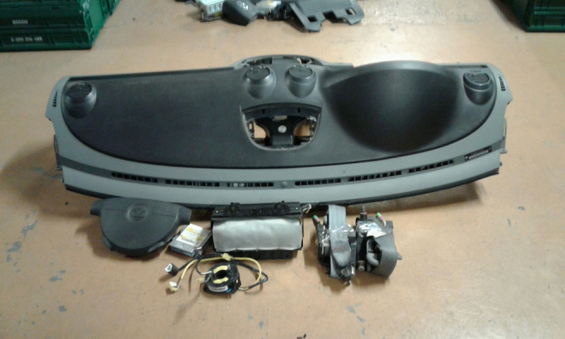 Conjunto / Kit de Airbags DAEWOO LACETTI Hatchback (KLAN) | 02 -