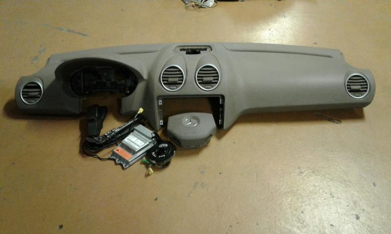 Conjunto / Kit de Airbags MERCEDES-BENZ M-CLASS (W164) | 05 - 12