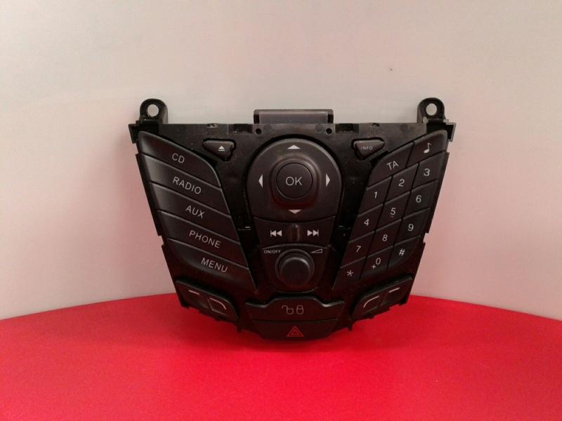 Painel de Controle do Radio FORD FIESTA VI (CB1, CCN) | 08 -