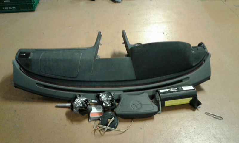 Conjunto / Kit de Airbags MERCEDES-BENZ C-CLASS (W202) | 93 - 00