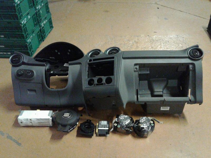 Conjunto / Kit de Airbags SEAT IBIZA III (6L1) | 02 - 09