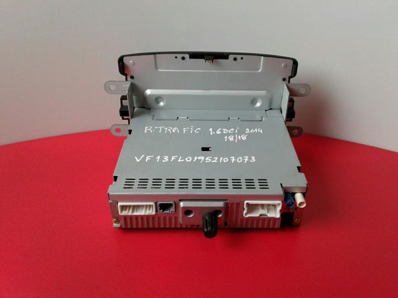 Auto-rádio (GPS) RENAULT TRAFIC III Caixa (FG_)   14 -