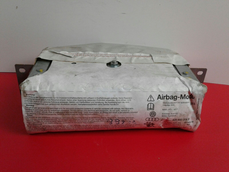 Airbag Passageiro AUDI A2 (8Z0) | 00 - 05
