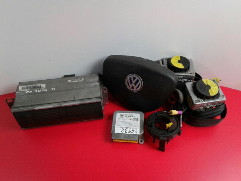 Conjunto / Kit de Airbags  BEETLE (9C)   98 - 10
