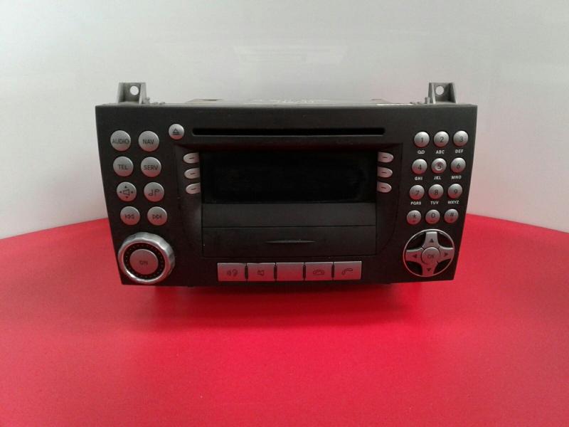 Auto-rádio (GPS) MERCEDES-BENZ SLK (R171) | 04 - 11