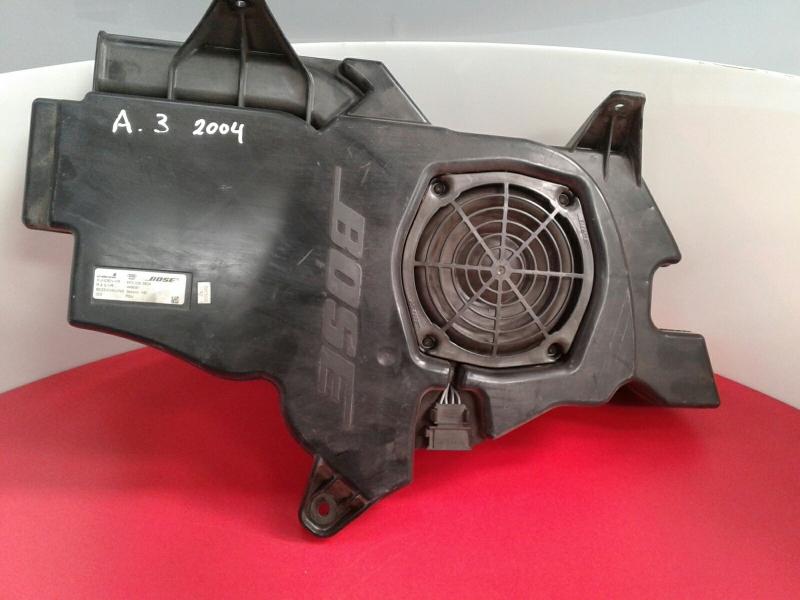 Subwoofer AUDI A3 (8P1) | 03 - 13