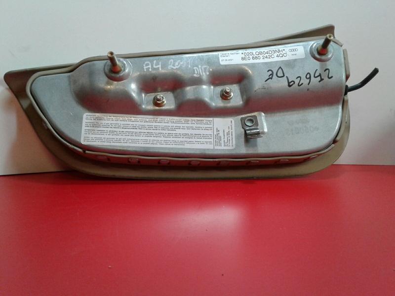 Airbag Banco Frente Direito AUDI A4 (8E2, B6) | 00 - 05