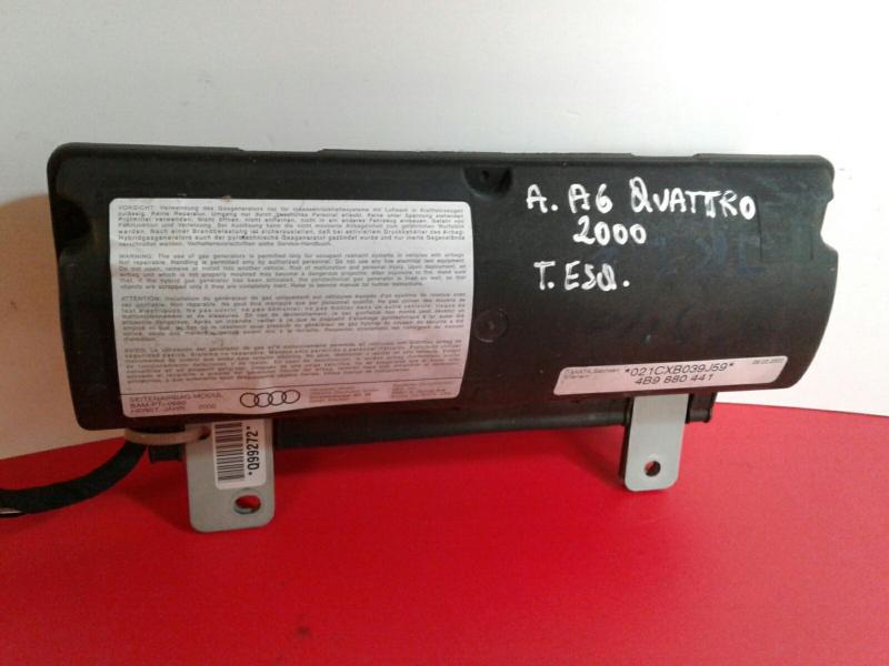 Airbag Banco Tras Esquerdo AUDI A6 (4B2, C5) | 97 - 05