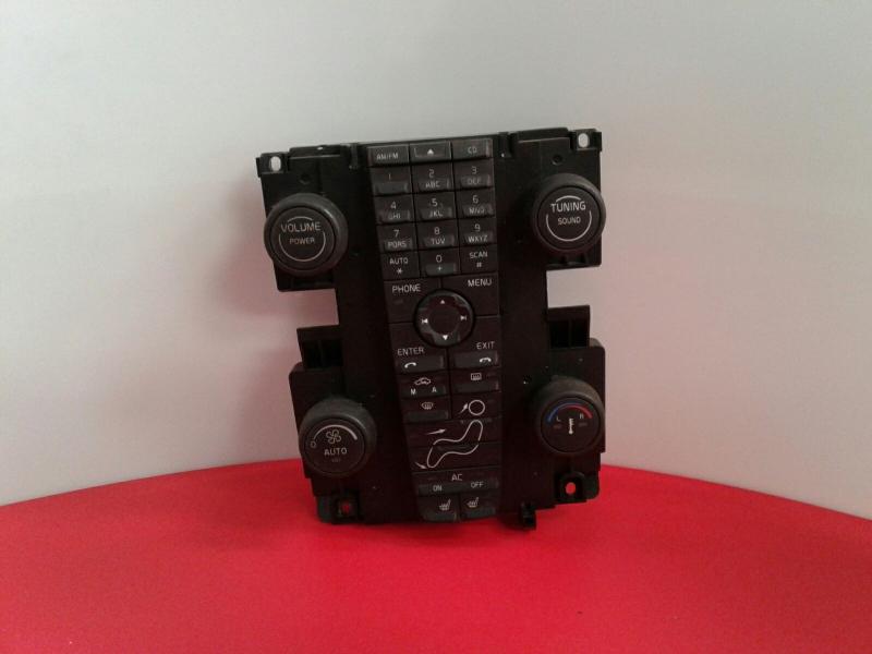 Painel de Controle do Radio VOLVO S40 II (544) | 03 - 12